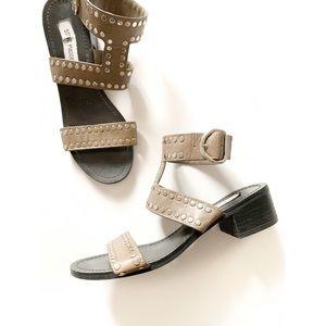 STEVE MADDEN Studded Praisse Gladiator Sandal